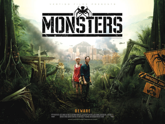 Monsters (plus director interview)